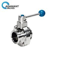The Application and Installation of Sanitary Manual Butterfly Valves Butterfly valve, also known as flap valve, is a simple structure of the control valve, but also can be used for low-pressure...