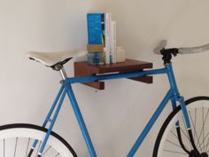 Ophang systeem fiets