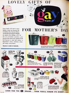 Gayware for Mother's Day