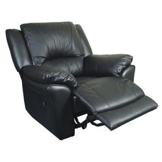 7575R Promenade Black Leather Motion Recliner Sofa Chair | New $959 SALE $714.67 FRIENDS DISCOUNTED PRICE $536.00