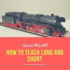 Ideas for teaching the concepts of long and short to young children.