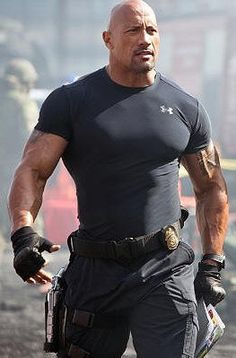 """Dwayne """"The Rock"""" Johnson in Fast & Furious 6 The Rock Dwayne Johnson, Dwayne The Rock, Rock Johnson, Varsity Jacket, Dc Comics, The Rok, Celebridades Fashion, Catch, Eleanor Tomlinson"""