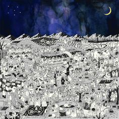 Father John Misty - Pure Comedy Vinyl Record