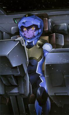 Mobile Suit Gundam Gundam Perfect Files, Setsuna F. Gundam Exia, Gundam 00, Gundam Wing, Anime Fantasy, Dark Fantasy Art, Mythological Monsters, Gundam Wallpapers, Gundam Seed, Mecha Anime