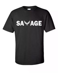 "Logan Paul ""Savage"" Maverick Tee Unisex T-Shirt Jake Paul"