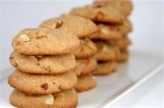 Almond Crispies (Will try white wheat or wheat pastry instead of all-purpose)