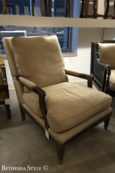 Lounge Chair By Minton Spidell At Washington D Design Center Interior