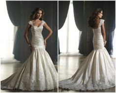 Comfort vs. Style on itsabrideslife.com / Wedding Dresses 2014 / Wedding Dresses with sleeves / Sleeveless Wedding Dresses / Wedding Dresses with cap sleeves