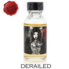 Suicide Bunny Derailed - Créé par @lediypourlesnuls Find These yummy e-Juices and more @ http://TeagardinsVapeShop.com or look for Teagardins Vape Shop in google play store today to get all the Best vape products right on your cell phone.