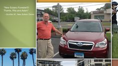 Congratulations Gunther Wagner!  A heartfelt thank you for the purchase of your new Subaru from all of us at Premier Subaru.   We're proud to have you as part of the Subaru Family.