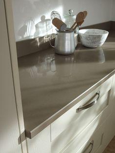 Strata Quartz in Warm Clay Craftsman, Decorative Tray, Kitchen, Home Decor, Kitchen Worktop