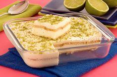 O limão é um fruto versátil e que dá um toque especial nos pratos doces e salgados. Confira a receita que vai deixar todo mundo com água na boca!