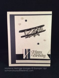 Sky is the Limit, Man birthday card