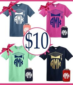 Personalized gifts for all occasions - baby, wedding, graduation and more; adding a personal touch is easy when you shop with us. Baby Wedding, Grad Gifts, Personalized Shirts, Graduation, Cricut, Touch, Tees, Shopping, Custom Tailored Shirts