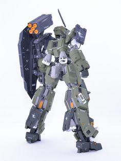 TINAMI - [モデル]ベイオウルフ チェイサー