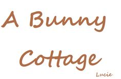 bunnycottage.quenalbertini: A Bunny Cottage
