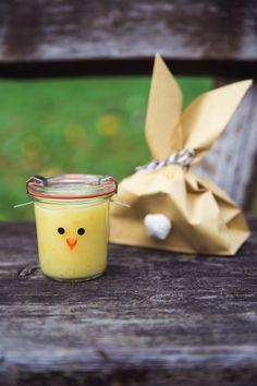 Lemon Curd - Geschenke aus der Küche an Ostern! ( lemon curd Easter)