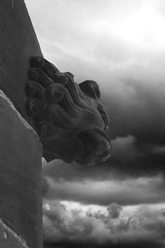 Gargoyle by Davoud D., via Flickr