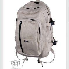 Hemptique Organic Hemp backpacks #hemp #cannabis #hemptique #hempmade #hempbackpacks #earthfriendly #hempclothing #hempmovement #hempcords #organichemp #naturalfibers #dabs #buds #dank #hempwick #kush #cannabismade