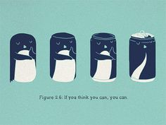 Dribbble - If you think you can, you can by Lim Heng Swee