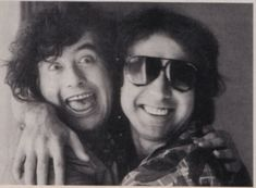 Led Zeppelin: Jimmy Page & Paul Rodgers