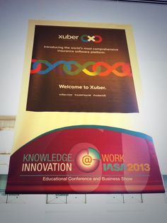 Excited to be at #IASA2013 - Xuber is on booth 925!