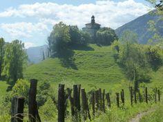 Tempietto di Santa Maria Assunta, Altin Feltre Belluno Dolomiti Veneto Italia