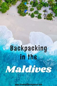 Is it possible to visit the Maldives on a backpacker budget? From cheap accommodation in the Maldives to food in the Maldives, read about just how much budget travel in the Maldives actually costs. Travel the Maldives on a budget Maldives Budget, Maldives Destinations, Maldives Beach, Visit Maldives, Maldives Travel, Travel Destinations, World Most Beautiful Place, Beautiful Places To Visit, Cool Places To Visit
