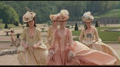 Maggie A. uploaded this image to 'Marie-Antoinette/ohcapmarie/peach garden stripe'.  See the album on Photobucket.