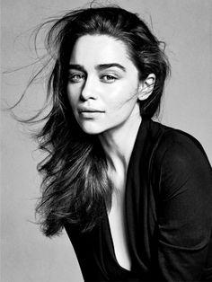 itsthestrangestthing:  Emilia Clarke | Photographer: Sebastian Kim for Rolling Stone Magazine | via