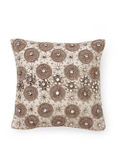 Aviva Stanoff Ceremony Decorative Pillow at MYHABIT