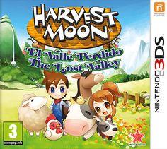 imagen Harvest Moon – El Valle Perdido [3DS] [EUR] [Español]