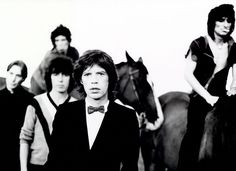 The Stones By Arthur Elgort.