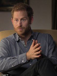 Prince Harry includes footage of himself at Diana's funeral in trailer for his new Apple TV series Prince William And Kate, Prince Harry And Meghan, Prince Charles, Meghan Markle, Slogan, Diana Funeral, Princess Diana Death, Pictures Of Prince, Oprah Winfrey