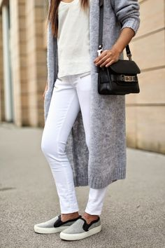 Fashion Cognoscente: Fashion Cognoscenti Inspiration: Grayscale Minimalist