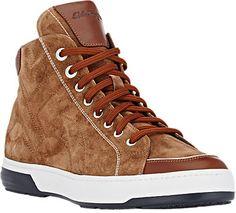 Salvatore Ferragamo Nicky Sneakers - Sneakers - Barneys.com