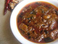 Spicy Chilly: Karakkuzhambu -The Chettinad way.