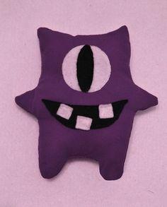 """Diese D.I.Y. Nähanleitung für unser Monster """"Zilla"""" findet ihr in unserem Dawandashop! --- Mit dieser Nähanleitung könnt ihr Euch selbst ein eigenes Monster nähen. --- www.naeh-anleitungen.de"""