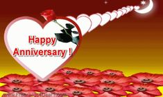 animated gif anniversary cards | Anniversary Greetings Animated Ecard « Free Cards 4 Dear 1