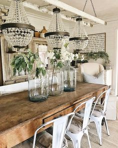 Farmhouse Living Room All From Amazon |
