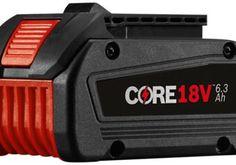 Bosch CORE18V battery GBA18V63