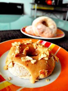 Gesunde Protein Donuts Rezept