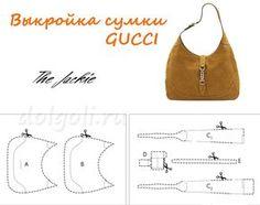 Las bolsas con sus propias manos - Pattern