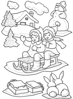 Batman Coloring Pages, Coloring Pages Winter, Mandala Coloring Pages, Christmas Coloring Pages, Colouring Pages, Coloring Pages For Kids, Coloring Books, Homemade Christmas Cards, Christmas Crafts