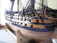 帆船模型製作 HMS ビクトリー(HMS Victory)_3 3/3