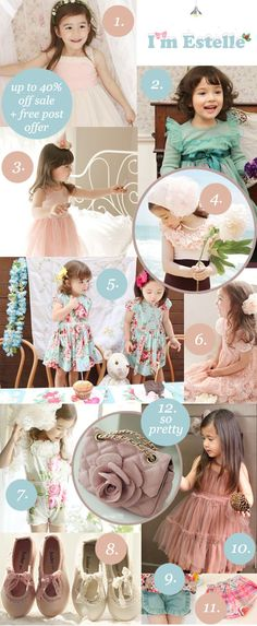 I'm Estelle: Korean Girls Fashion At It's Best - Up to 40% Off Sale + FREE Post & FREE Gift Offers