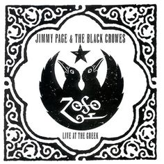 Jimmy Page & The Black Crowes - Live at the Greek.