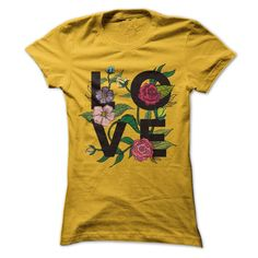 Blossoming Love T-Shirts, Hoodies. SHOPPING NOW ==►…