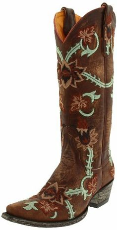 Old Gringo Women's Priscila Western Boot