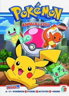 Pokemon Official Annual 2017 (2017 Annuals) by Little Bro…